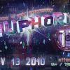 Euphoria 11 Flyer (Front)